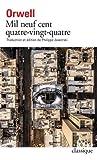 Mil neuf cent quatre-vingt-quatre - Gallimard - 07/01/2021