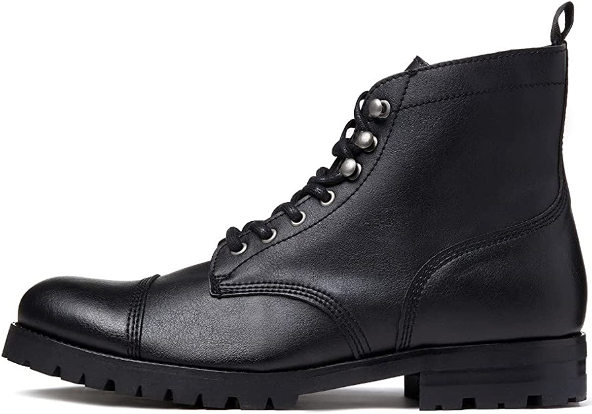 Will's Vegan Shoes Mens Work Black Max 50% OFF Sales of SALE items from new works Boots