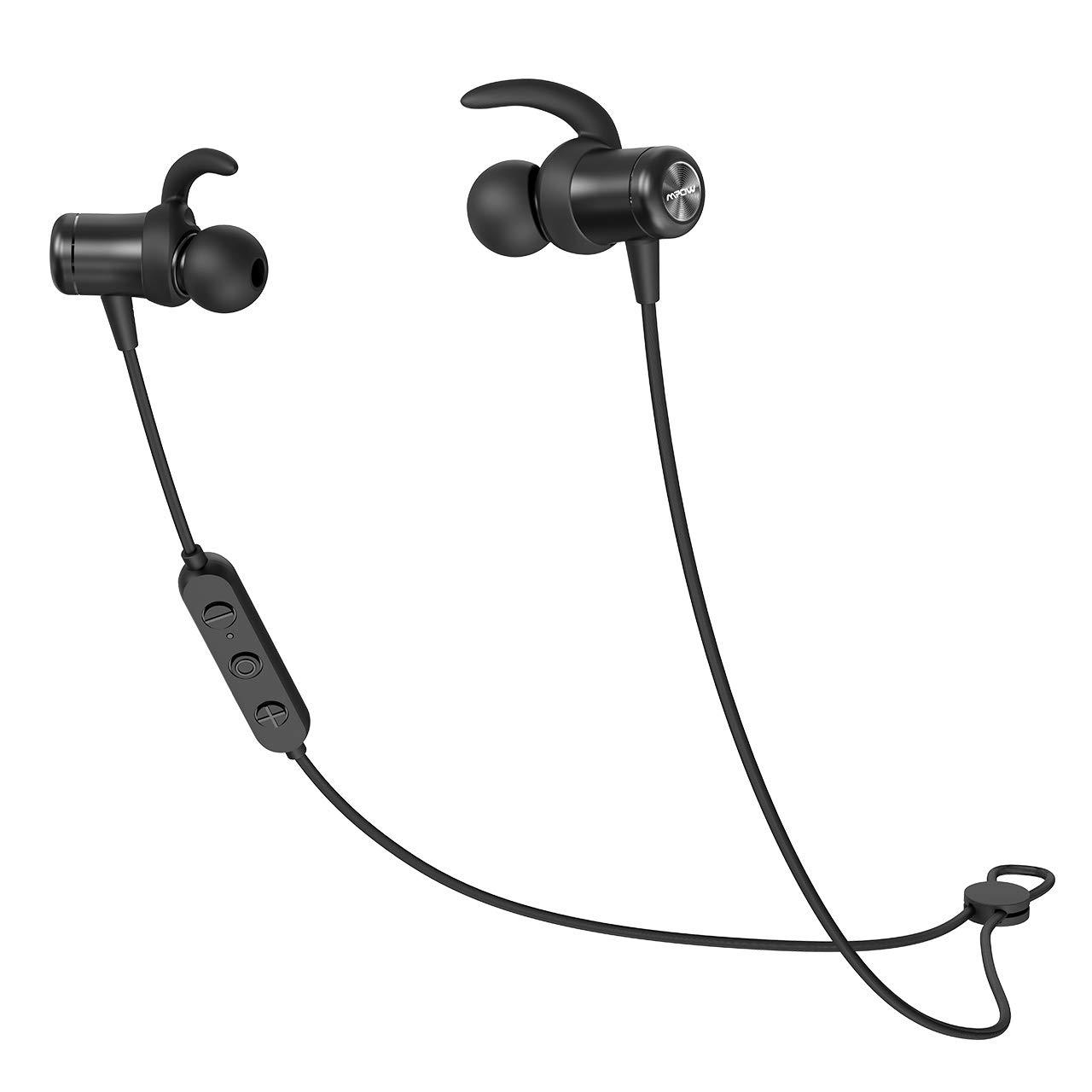 Bluetooth Headphones Mpow Earphones Waterproof