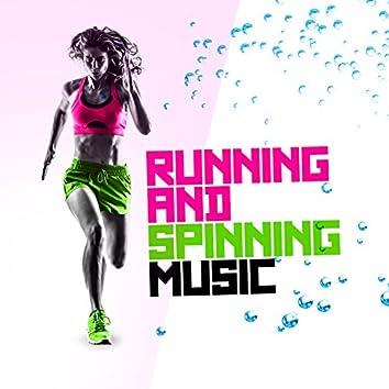 Running and Spinning Music
