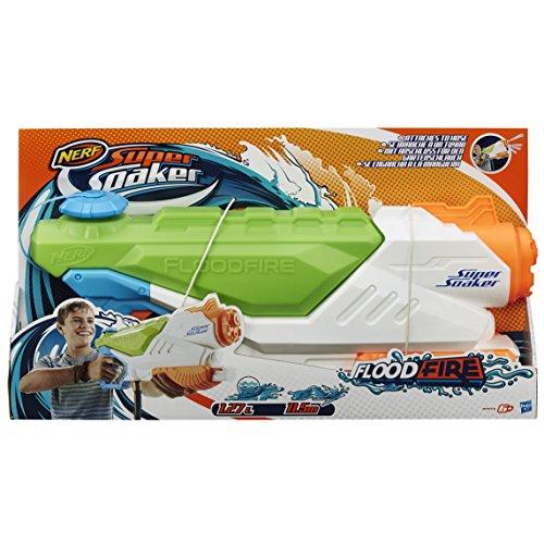 Hasbro A9459EU4 Super Soaker: Floodfire spel