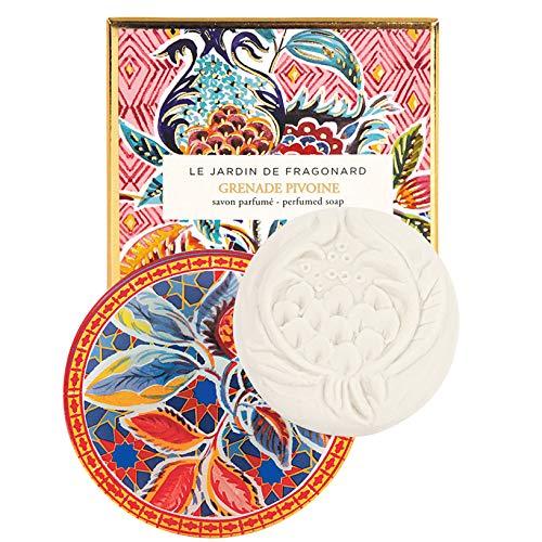 Fragonard Waschstück Soaps & Shower Savon Parfumé et Porte-Savon
