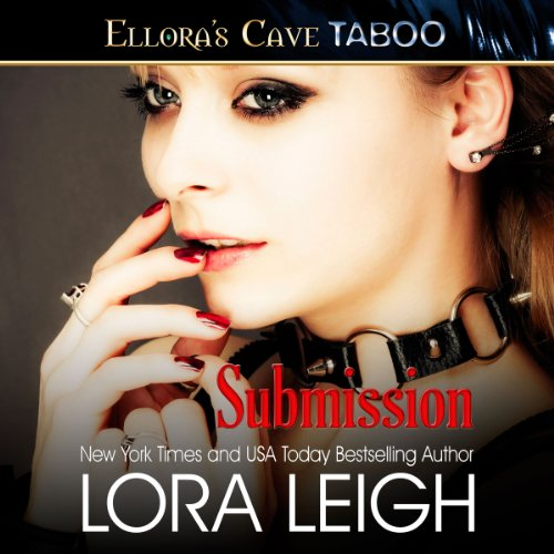 Submission audiobook cover art