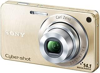 ソニー SONY デジタルカメラ Cybershot W350 ゴールド DSC-W350/N