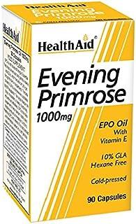 HealthAid Evening Primrose Oil 1000 mg - 90 Capsules