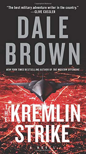 The Kremlin Strike: A Novel (Brad McLanahan, 5)