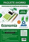 Paquete Ahorro Economía. Cuerpo de Profesores de Enseñanza Secundaria