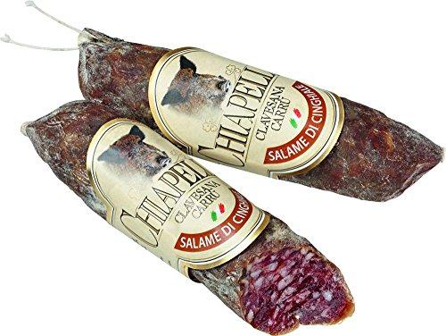 Chiapella | Wildschwein-Salami