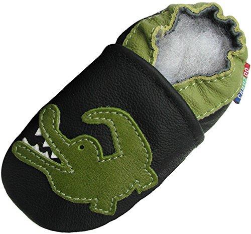 Crocodile Black 4-5Y