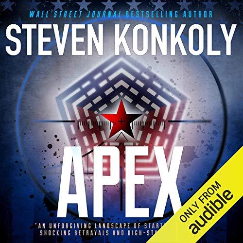 APEX: A Black Flagged Thriller cover art