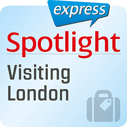 Spotlight express - Reisen: Wortschatz-Training Englisch - Besuch in London Titelbild