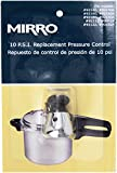 Mirro 92110 Stainless Steel Pressure Cooker and Canner Control, 10-PSI for Model 92140 92140A 92160 92160A 92180 92180A 92112 92116 92122 92122A