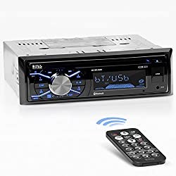 BOSS Audio Systems 508UAB Multimedia Car Stereo
