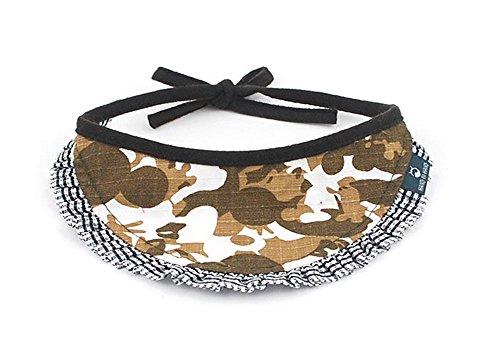strimm Tier/Hunde/Welpen/Katzen Camo Halsband Halstuch Schal Bandana Tragen Sabbern Lätzchen, Size L, Style2 3ps/Pack