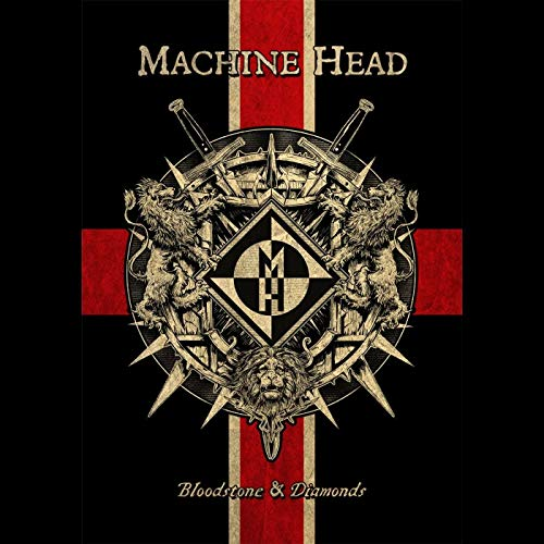 Machine Head: Bloodstone & Diamonds (Ltd. Digi Book) (Audio CD (Limited Edition))