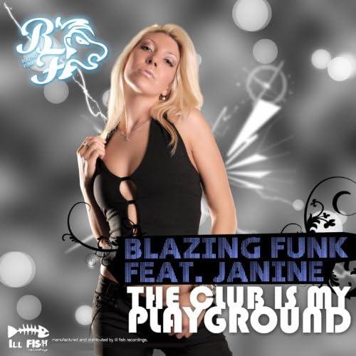 Blazing Funk feat. Janine