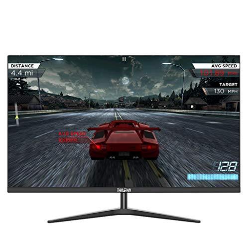 Thinlerain - 27 Zoll Gaming Monitor 144 HZ Full HD (1920 x 1080) IPS LED Bildschirm PC Monitor, 5 ms, HDMI/VGA