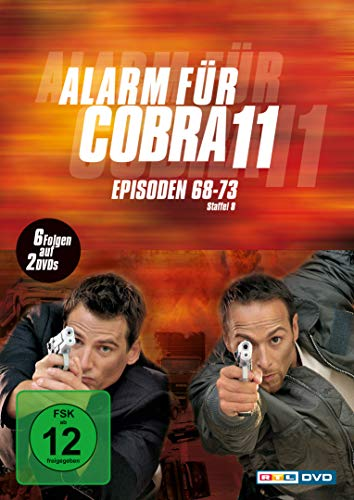 Staffel 8 (Softbox) (2 DVDs)