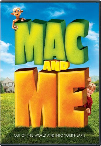 Mac and Me (PS/RPKG/DVD)
