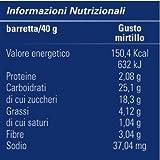 Zoom IMG-1 proaction fruit bar mirtilli rossi
