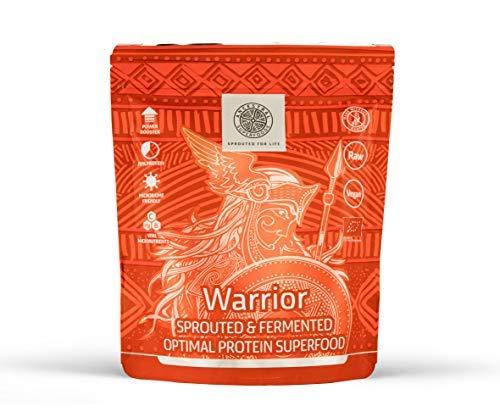 Ancestral Warrior - Whole Foods Vegan Protein Powder - Boost Energy with Alkaline Superfoods