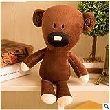 yitao Peluche 30cm Movie Mr Bean Teddy Bear Simpatici Giocattoli di Peluche Ripiene Mr.Bean Teddy Bear Giocattoli di Peluche per Bambini Regali Regalo di Compleanno