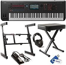 Yamaha Montage 7 Essential Keyboard Bundle