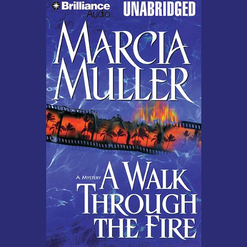 A Walk Through the Fire audiobook cover art