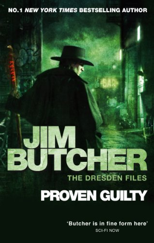 Proven Guilty: The Dresden Files, Book Eight (The Dresden Files series 8) (English Edition)