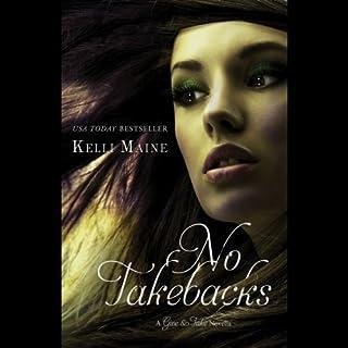 No Takebacks audiobook cover art