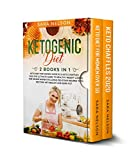 KETOGENIC DIET: 2 Books in 1: Keto Diet for Women over 50 & Keto Chaffles 2020.The Ultimate Guide to...