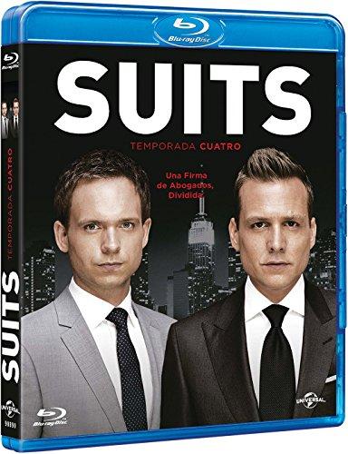 Suits - Temporada 4 [Blu-ray]