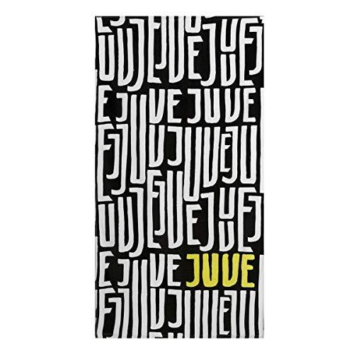 Telo Mare F.C. Juve Juventus Ufficiale Spugna di Cotone 70x140 cm U063