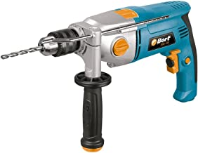 Bort BSM-1100 drill Sin llave 3000 RPM 3,25 kg - Taladro eléctrico (3000 RPM, 1,3 cm, 1,6 cm, 3 cm, Corriente alterna, 1100 W)