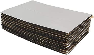 19.38sqft Car Insulation Foam Aluminum Film Sound Deadening Mat 10mm (20