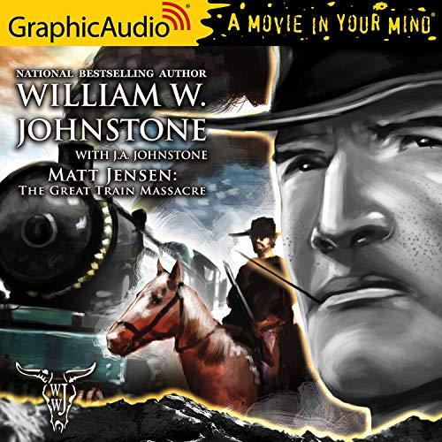 The Great Train Massacre [Dramatized Adaptation] Titelbild