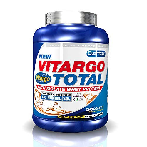 Quamtrax Nutrition Vitargo Total, Sabor Chocolate - 2500 gr