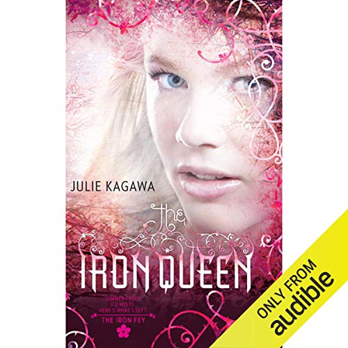 The Iron Queen audiobook cover art