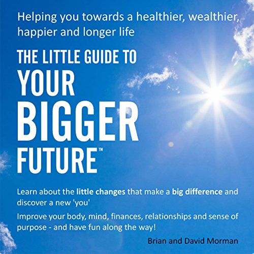 The Little Guide to Your Bigger Future cover art