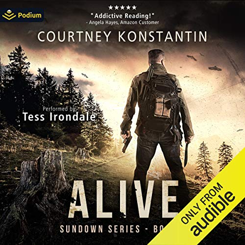Alive Audiobook By Courtney Konstantin cover art