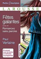 Fêtes galantes et Romances sans paroles 2035915074 Book Cover