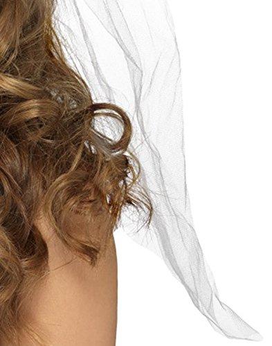 """Diadem mit Schleier """"Bride to be"""" - 3"""
