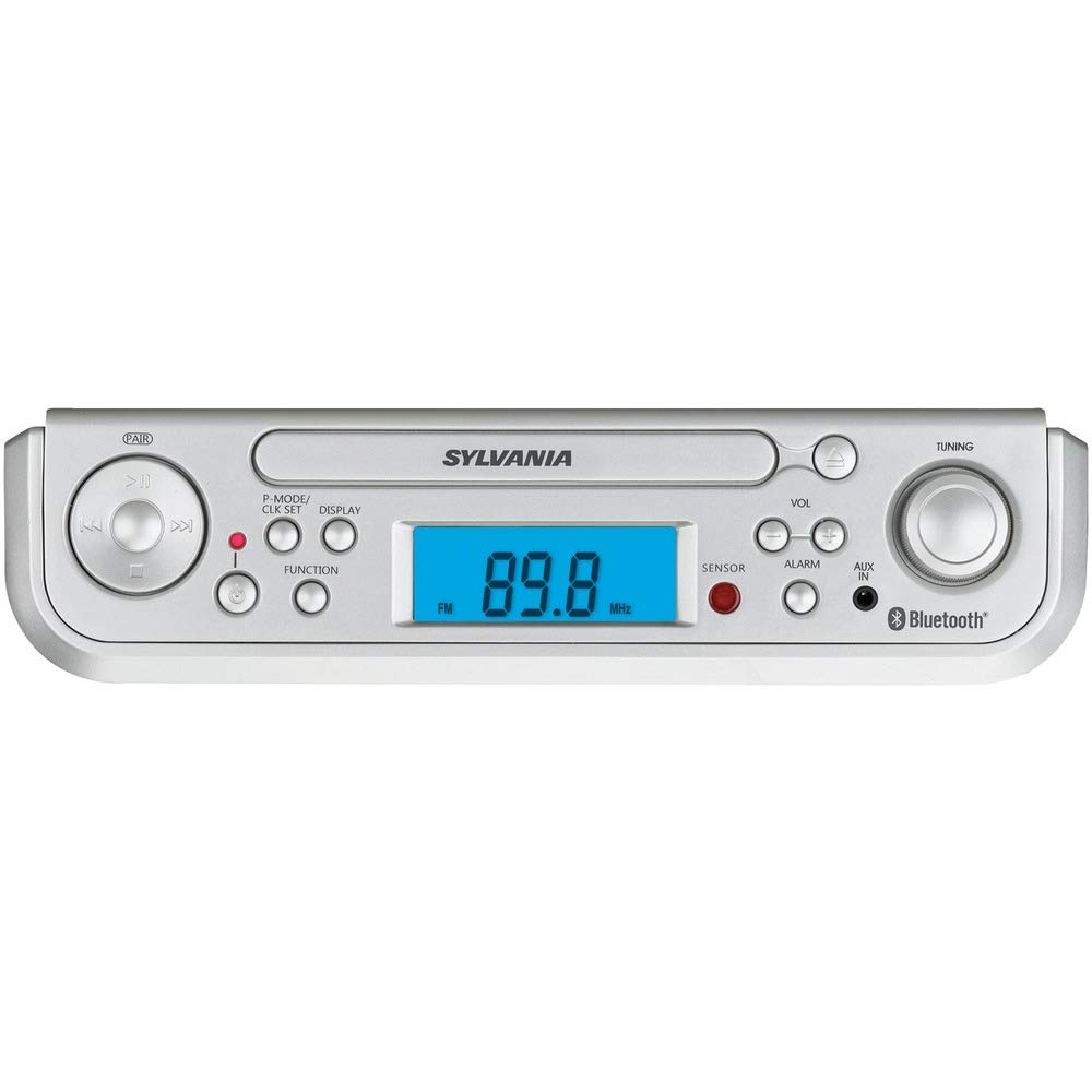 Sylvania SKCR2713 Counter Player Bluetooth