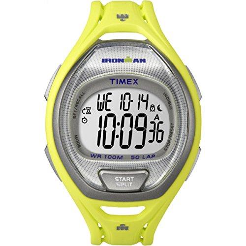 Timex Ironman Sleek 50 Unisex-Reloj Full-Size Digital de Cuarzo plástico TW5K96100