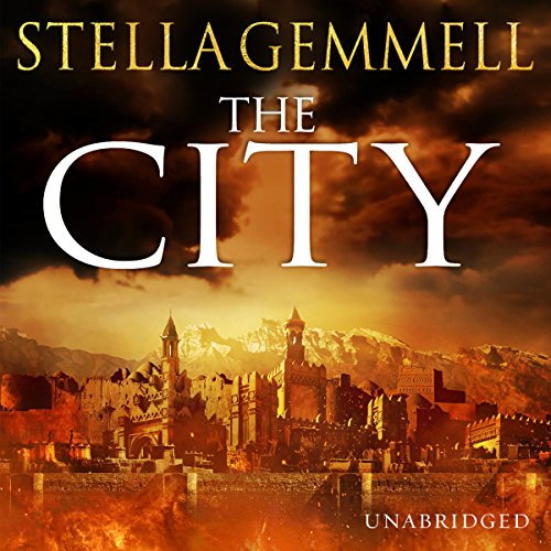 The City - Volume 1 audiobook cover art