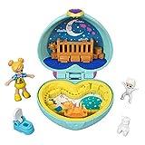 Polly Pocket Mini Cofre Enfermería, muñeca con accesorios (Mattel...