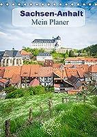 Sachsen-Anhalt - Mein Planer (Tischkalender 2022 DIN A5 hoch): Die schoensten Ansichten aus Sachsen-Anhalt (Planer, 14 Seiten )