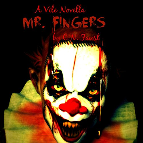 Mr. Fingers audiobook cover art
