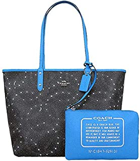 Coach Bag For Women,Multi Color - Tote Bags