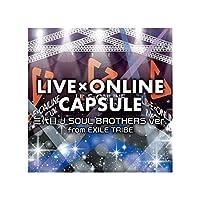 未開封 ランダム LIVE×ONLINE IMAGINATION ver. CAPSULE/三代目 J SOUL BROTHERS カプセル ガチャ